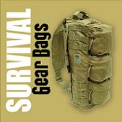Survival Gear Bags